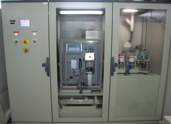 ITECA Carbon Sulphur Analyser