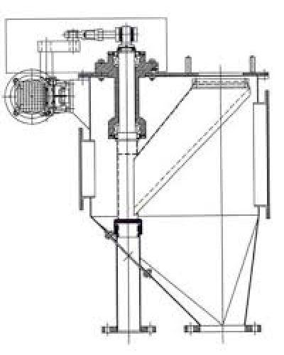 ITECA Rotating cup sampler