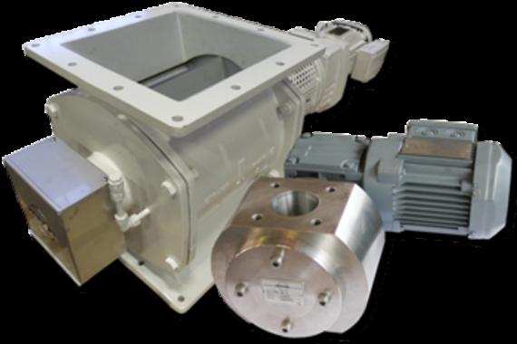 KRESEL Rotary valve